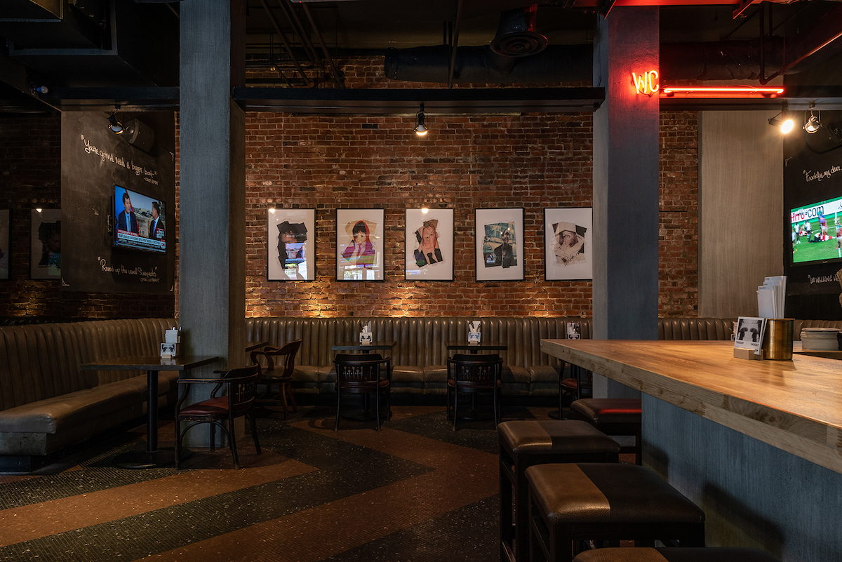 Newly renovated Cinema Public House reopens with refreshed look and brand-new menu