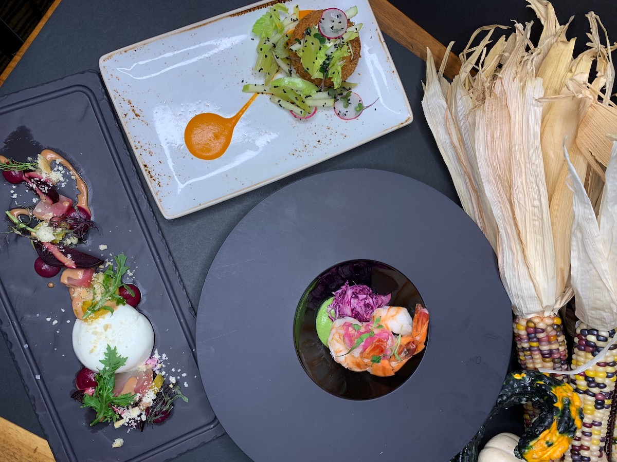 Four Seasons Vancouver Yew seafood + bar launches their Fall Menu
