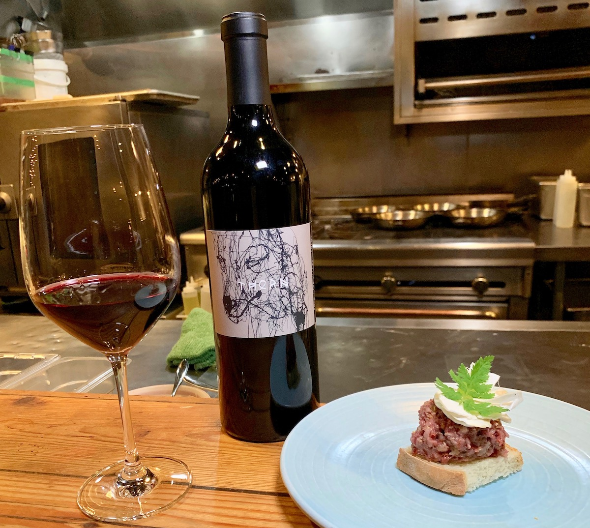 The Unconventional Prisoner Wine Co Wine Dinner hosted by Wildebeest – a review
