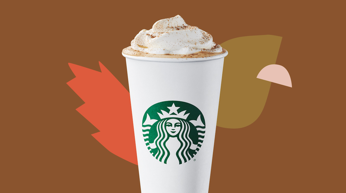 Oh my gourd! So many ways to enjoy pumpkin flavour this Fall at Starbucks!