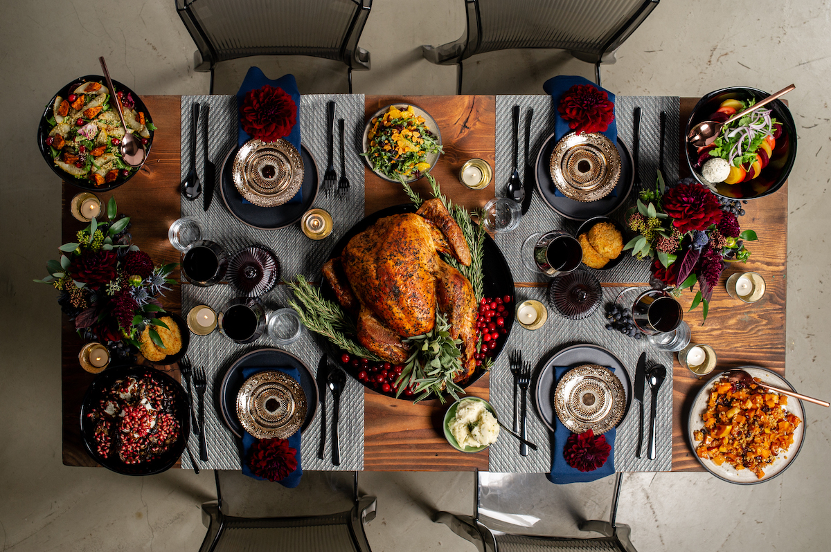 The Lazy Gourmet launches popular Turkey Menu, just in time for Thanksgiving