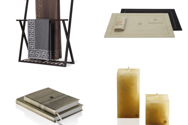 2019 #FavouriteThings Holiday Gift Suggestions – Armani/Casa