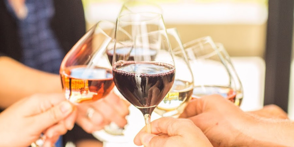 Harvest and Events at Blue Grouse Estate Winery!