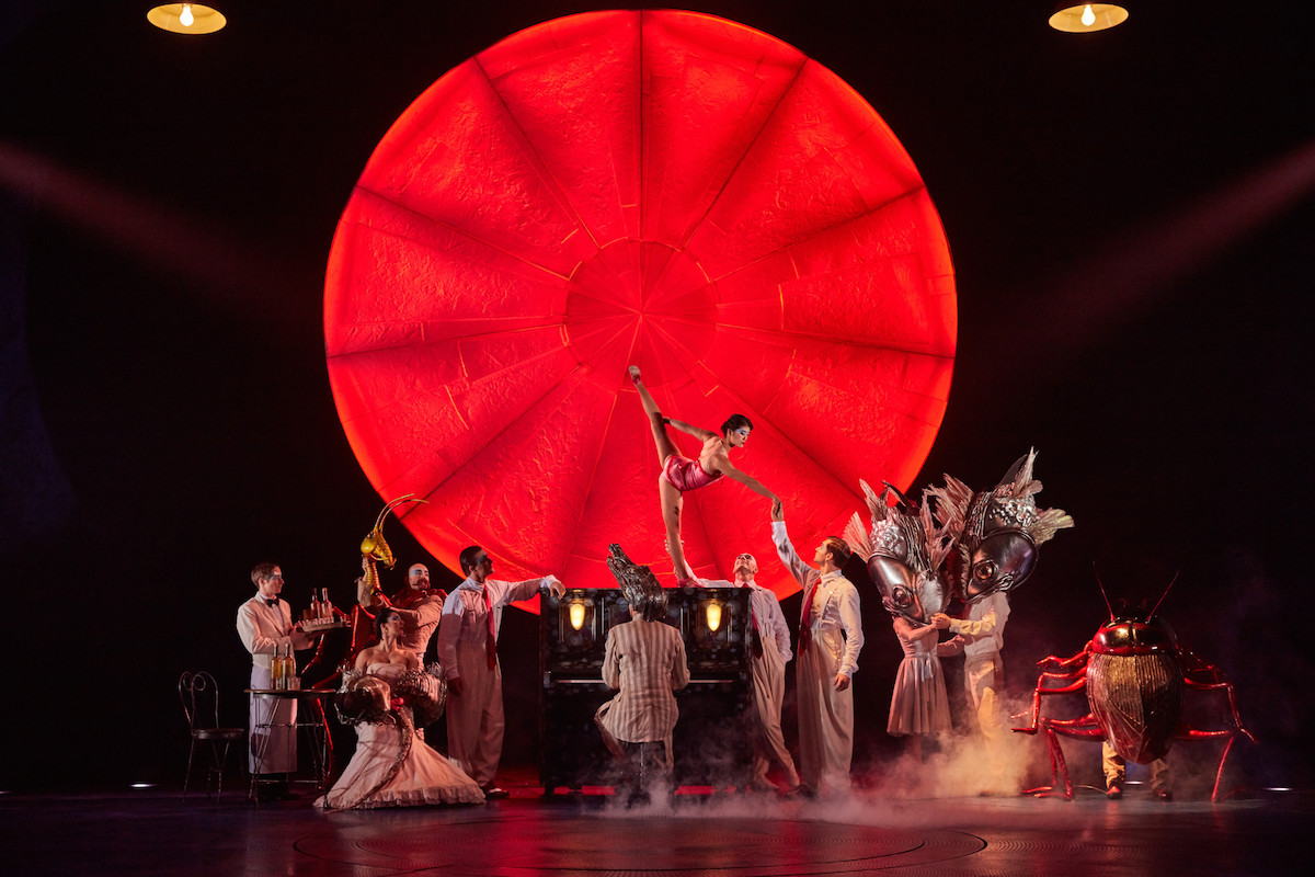 Cirque du Soleil and David Suzuki Foundation join forces on special performance of LUZIA in Vancouver
