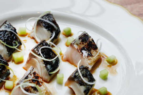 Coquille Fine Seafood invites you to this month's Chef's Catch Dinner – October 17
