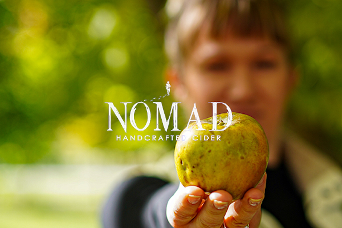 relentless focus & laser pure.  NOMAD delivers handcrafted authentic BC Cider