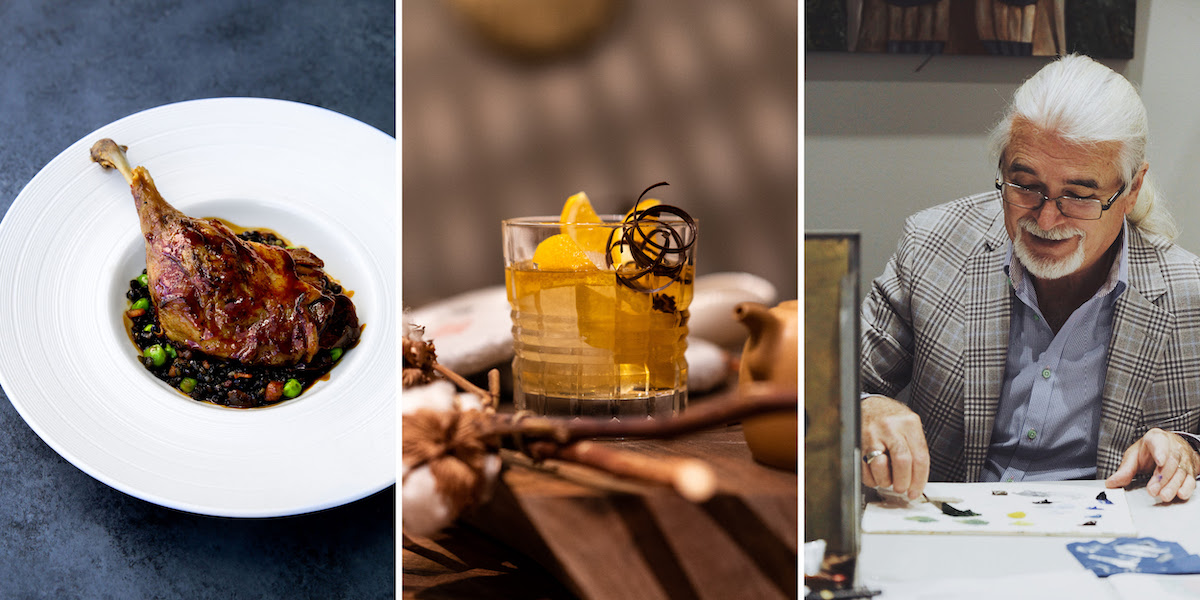 Origo Club Introduces Exclusive Culinary, Cocktail and Cultural Events this Fall
