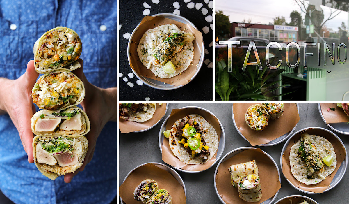 Tacofino's Newest Location Opens at 1909 West 4th Avenue in Kitsilano on October 8