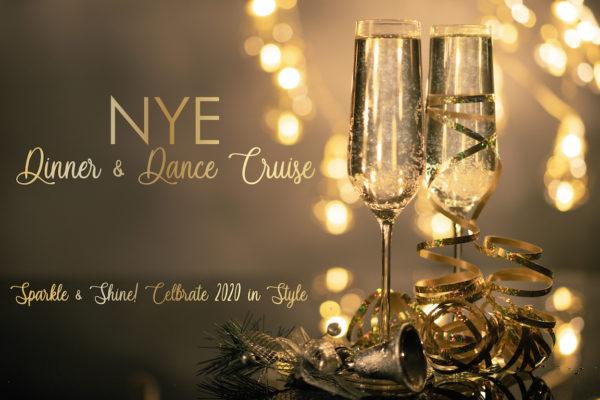 Yoho Cruises – NYE Dinner & Dance Cruise