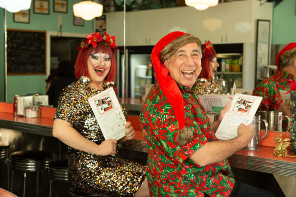 The Cultch presents Holiday at the Elbow Room Cafe – a new Holiday tradition from Zee Zee Theatre!