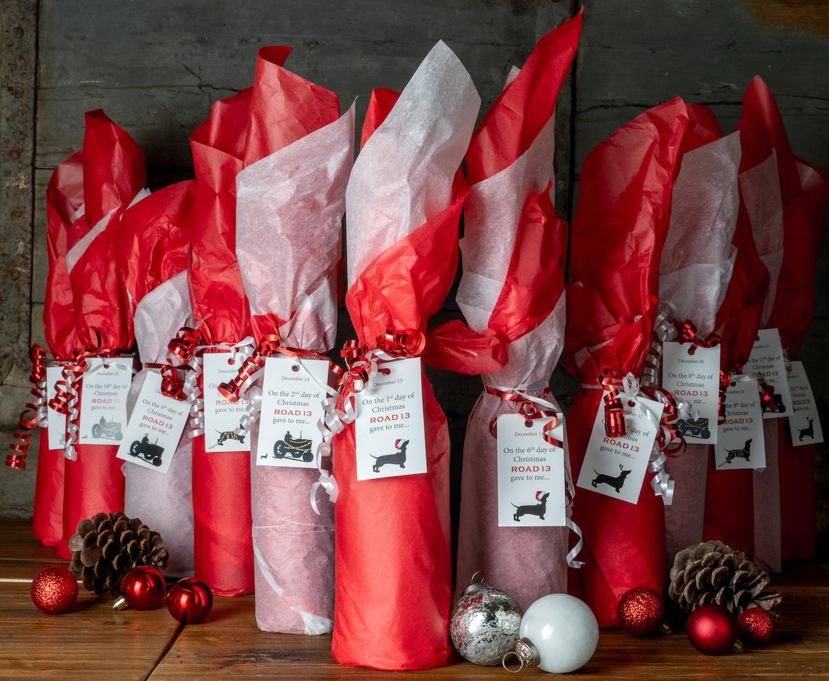 Road 13 Vineyards – 12 Days of Christmas Advent Calendar