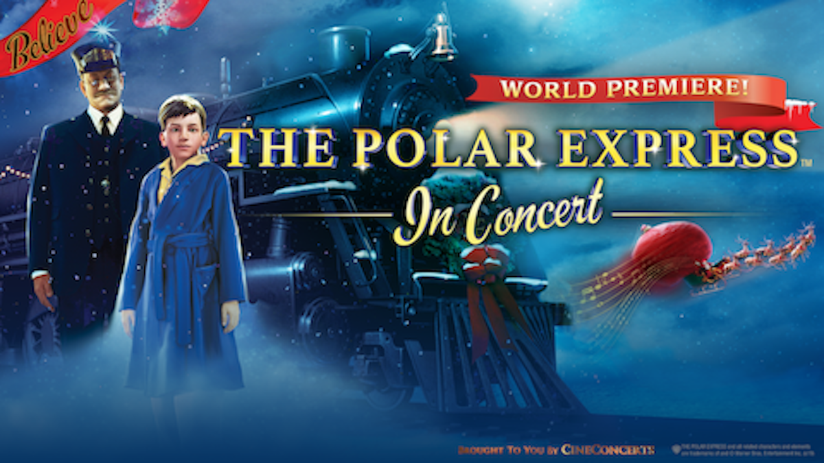 The Polar Express in Concert to Feature Attendance of Oscar®-Nominated Composer Alan Silvestri for Exclusive Pre-Show Discussion at Pyatt Hall