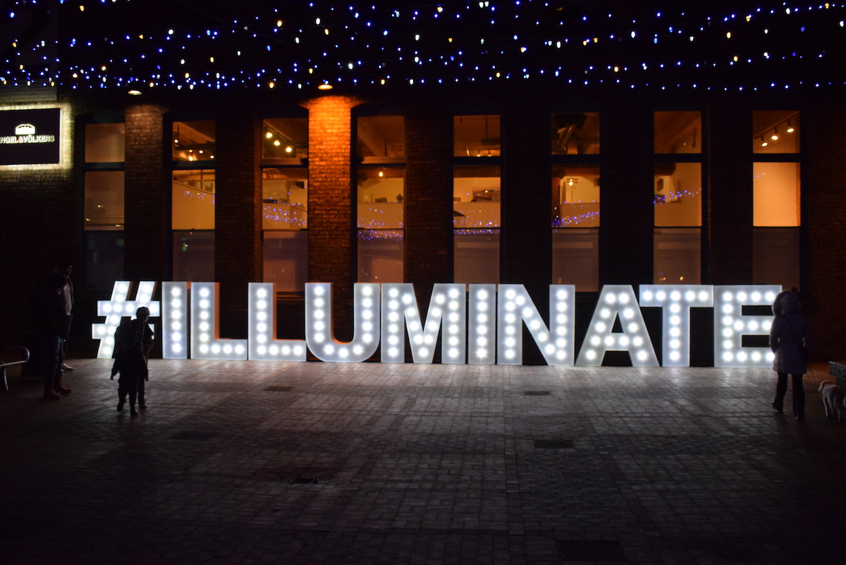 Illuminate Yaletown Announces its Return with a Two-Night Immersive Lightshow