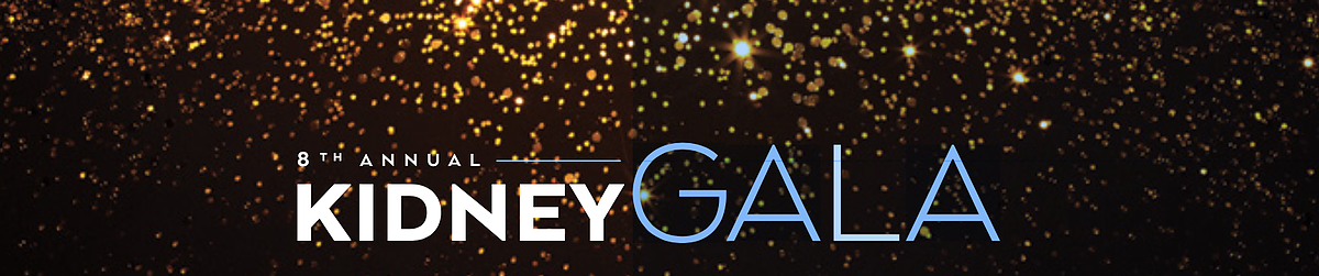 The 8th Annual Kidney Gala Brings Roaring 20's Gatsby Glitz and Glam for Inspirational Evening