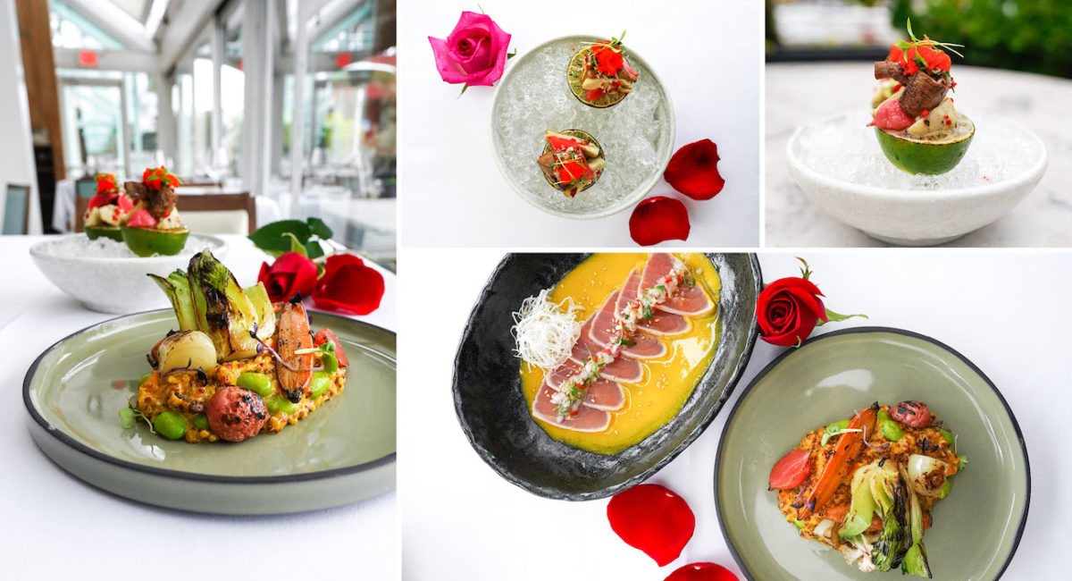Ancora Features Valentine's Day Dinner Menus at Both Locations