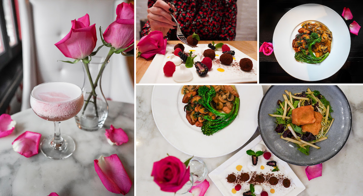 Cibo Trattoria, UVA Wine & Cocktail Bar Offer Valentine's-Themed Specials February 14-15