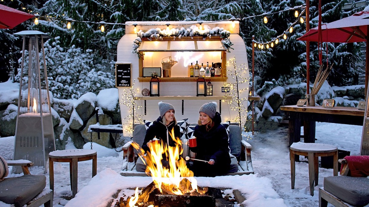 Four Seasons Whistler: With Fresh Snow Comes Fresh Experiences