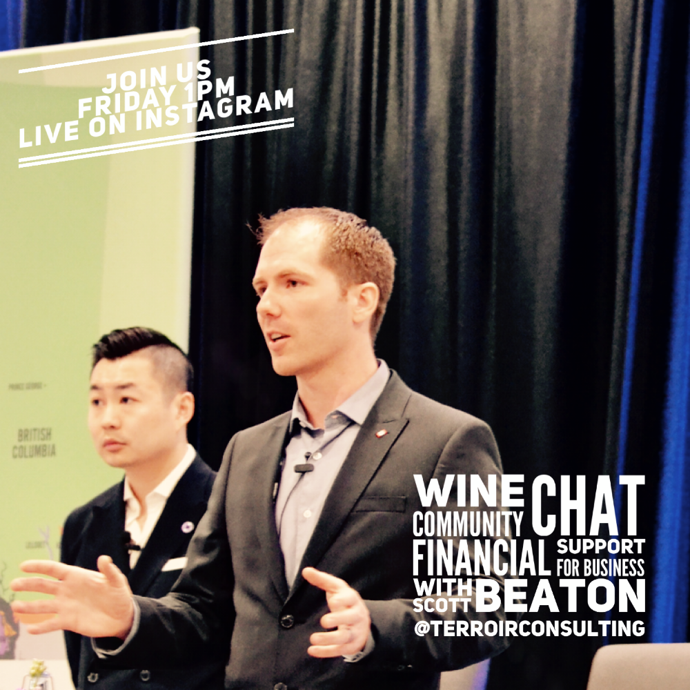 Terroir Consulting Top 5 Tips for DTC + Friday's Funding Tips – Live!