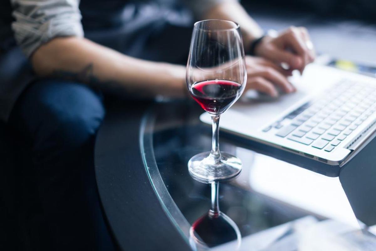 Noble Ridge Vineyard and Winery #LetsGetVirtual