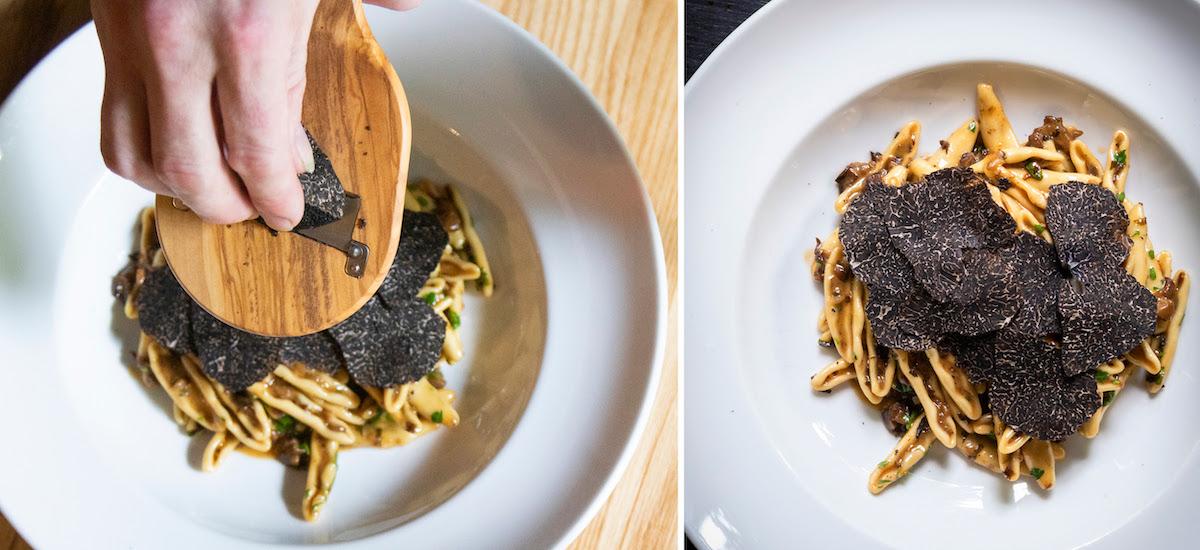Cibo Trattoria to Offer Limited-Edition Truffle Tasting Menu