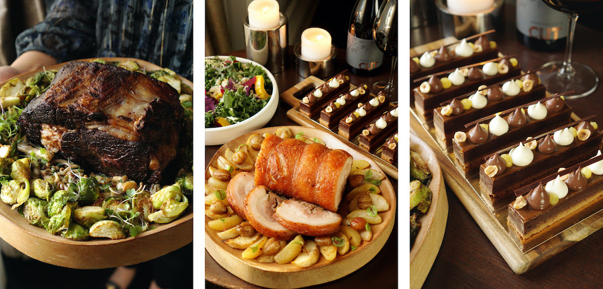 Hawksworth at Home for the holidays