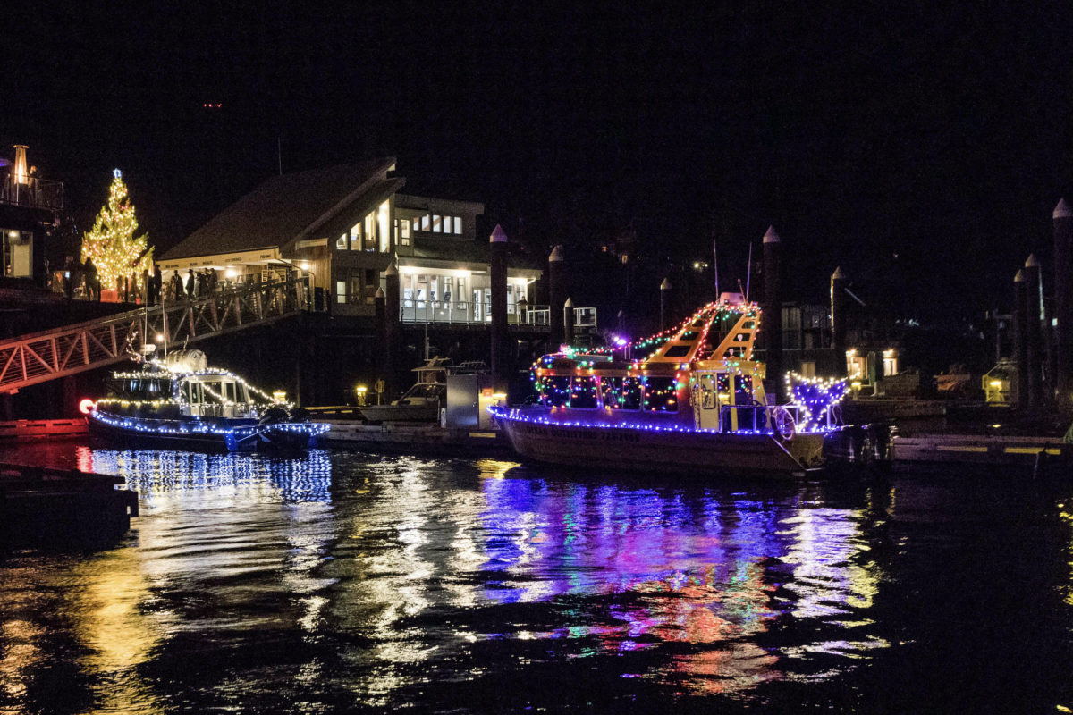 Join Tofino Resort + Marina's Virtual Road to Holiday Magic Saturday