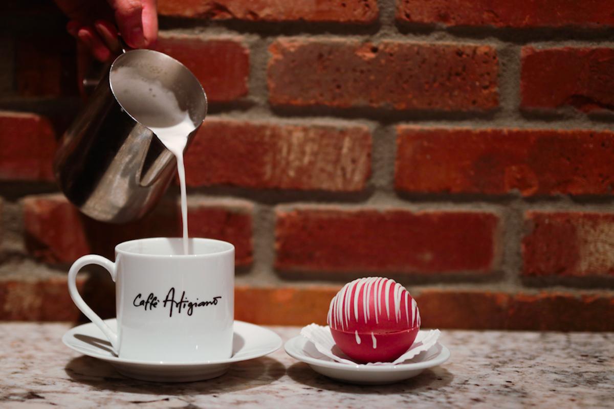 Artigiano x Hot Chocolate Vancouver