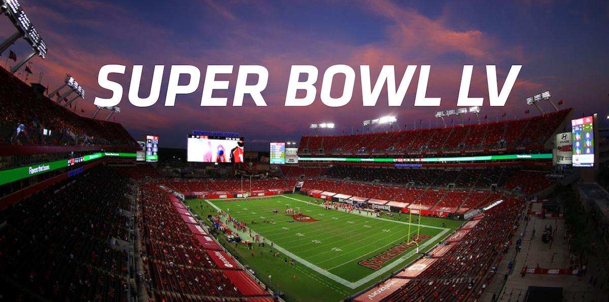 🏈 Ready for Kickoff: 2021 Super Bowl Sunday