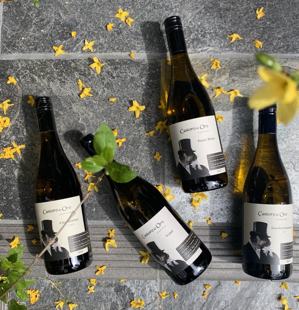 #ShiptoSip 2021 with Castoro de Oro Winery